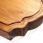 Фотография #1 EtuHOME  Arched Cutting Board