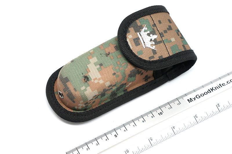 Photo #2 Kizlyar Supreme Accessory Pouch AMP1 Camo