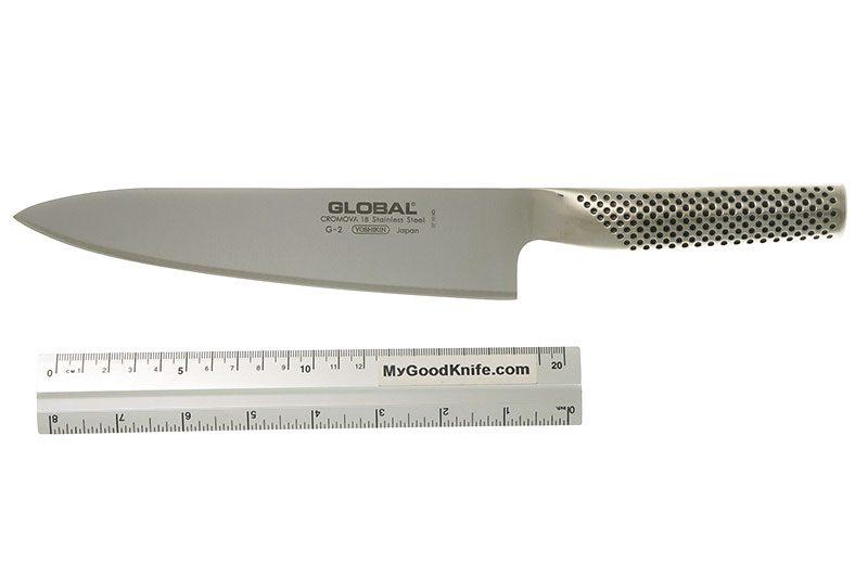 Valokuva #2 Global G-2 Cook knife, 20 sm (17102)