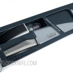 Photo #2 Global Set: Cook knife and Sharpener (G-2220GB)