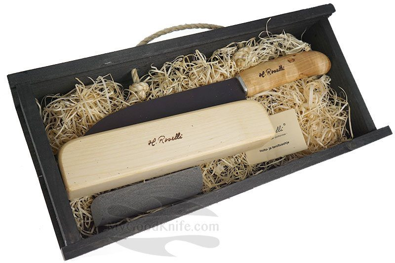 Photo #1 Roselli Japanese chef's knife in a gift box R710