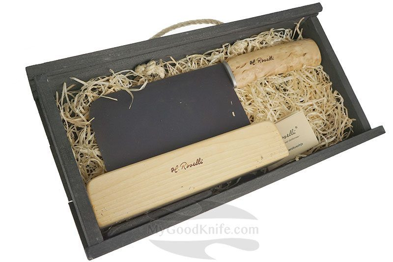 Фотография #1 Roselli Chenese Chef knife R730 in gift box