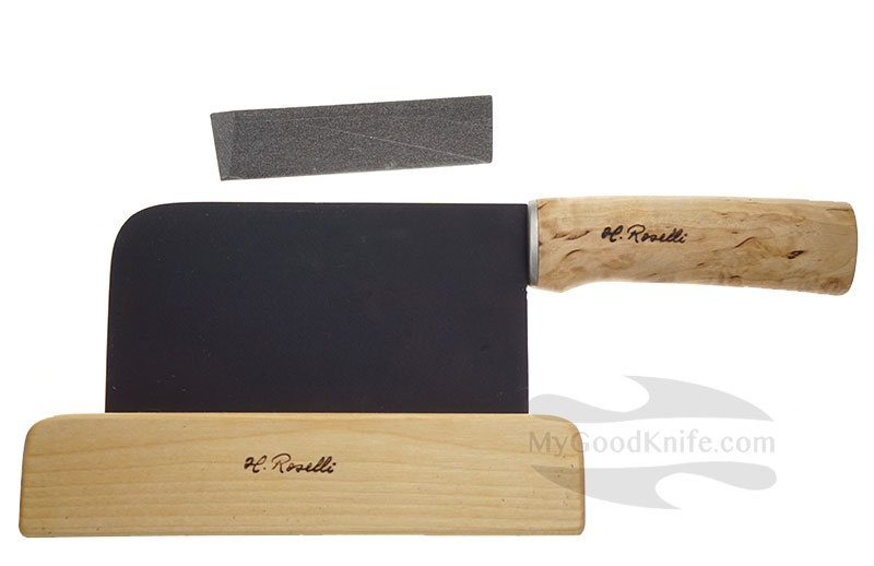 Photo #2 Roselli Chenese Chef knife R730 in gift box