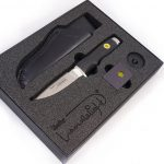 Photo #1 Linder Handlelight BOHLER M390 Powderit.  International Knife Award Winner (105409)