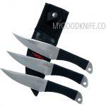 Valokuva #3 United Cutlery Hibben Cord Grip Heittoveitset, 3 kpl 947B