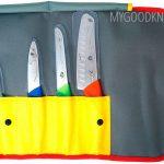 Фотография #13 ICEL Набор детских кухонных ножей