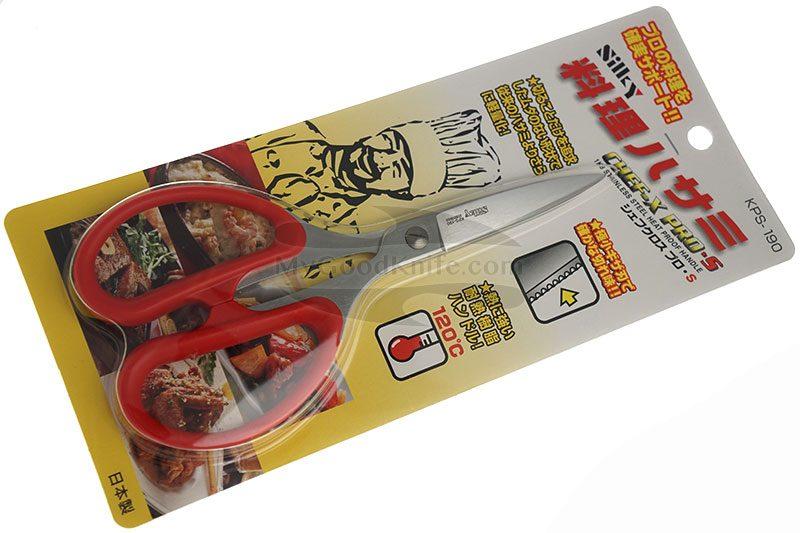 Фотография #2 Ножницы Silky Кухонные Chef-X Pro-S  KPS-190 7см
