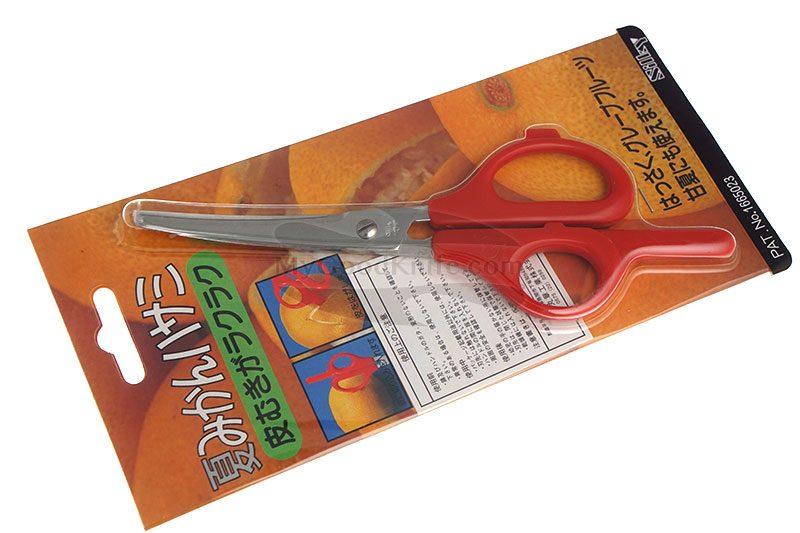 Valokuva #4 Sakset Silky Apelsiini OS-185 6cm