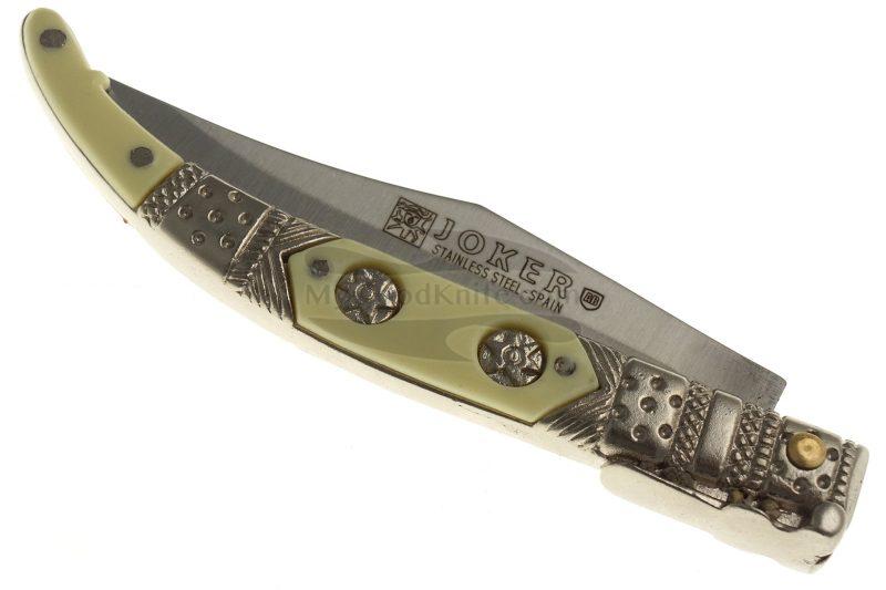 Photo #2 Folding knife Joker Clasica Decorada  N102B 8cm