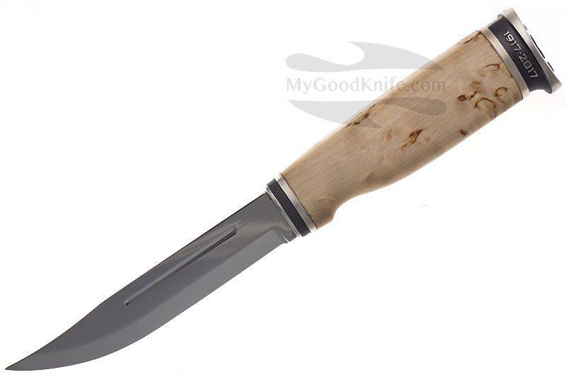 Photo #7 Marttiini Suomi-Finland 100 Anniversary Knife Silver 547019W
