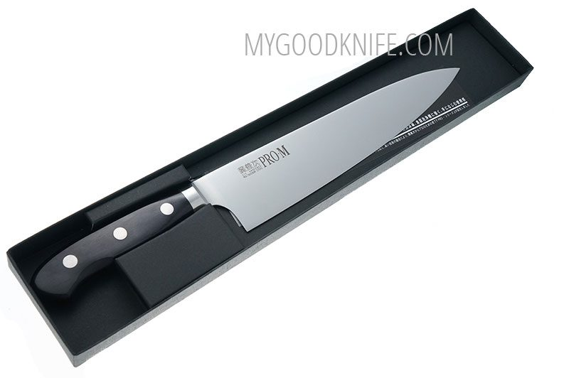 Photo #1 Pro-M 7006 Seki Kanetsugu Chef's Knife 24 sm