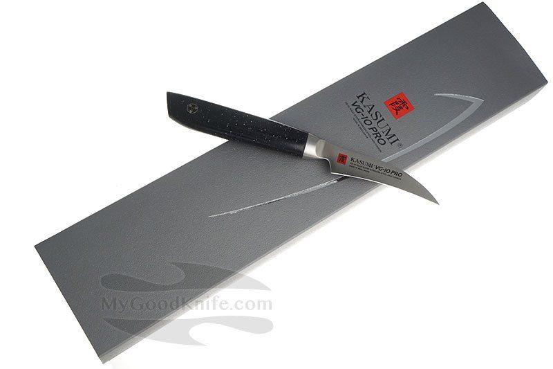 Фотография #1 Овощной нож Kasumi VG10 Pro 52007