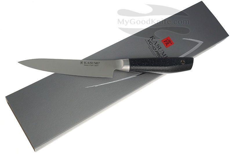 Фотография #1 Универсальный нож Kasumi VG10-Pro 52012