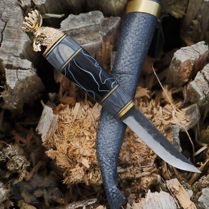 Фотография #5 Korpikannel финский нож