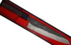 Yu Kurosaki Fujin Super Aogami Series Шефский нож ZAF-210CH