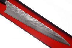 Japanese kitchen knife sujihiki Yu Kurosaki Sujihiki Knife Fujin VG-10 Damascus Series