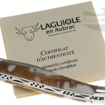 Valokuva #1 Laguiole en Aubrac 10 cm Cactus white L0210CA2IFSJ1