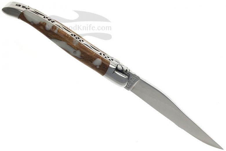 Фотография #2 Нож Лагиоль Laguiole en Aubrac 10 см, кактус L0210CA2IFSJ1