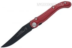laguiole_scrapper_pocket_knife_claude_dozorme_red_leather_5