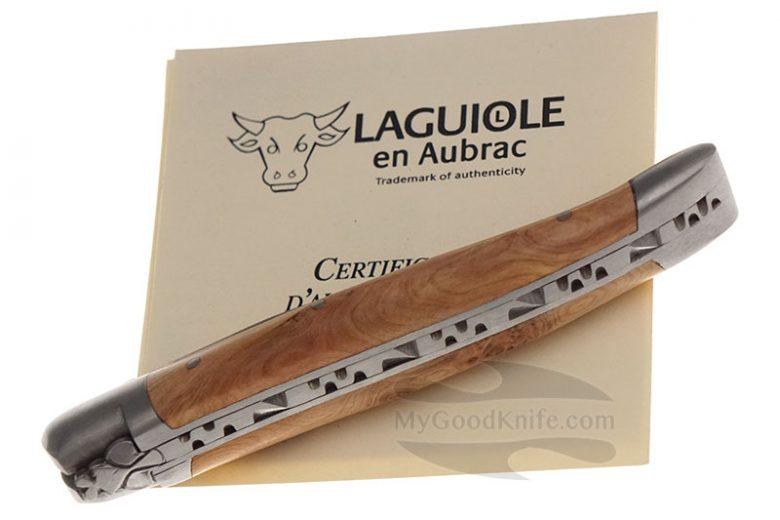 Фотография #4 Laguiole en Aubrac 10 см, Можжевельник L0210GEIFSB1