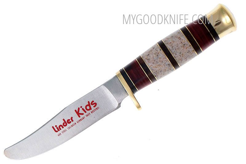 Photo #4 Linder Knife for Kids (128209)