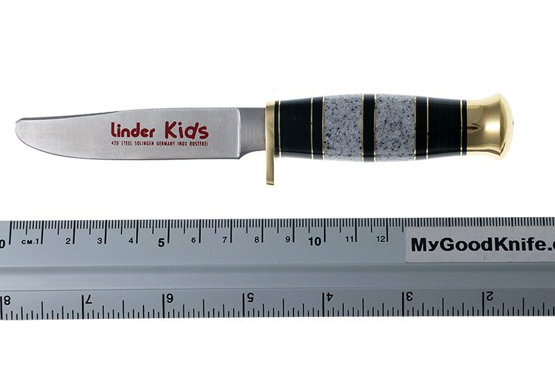 Valokuva #4 Linder Knife for Kids (128309)