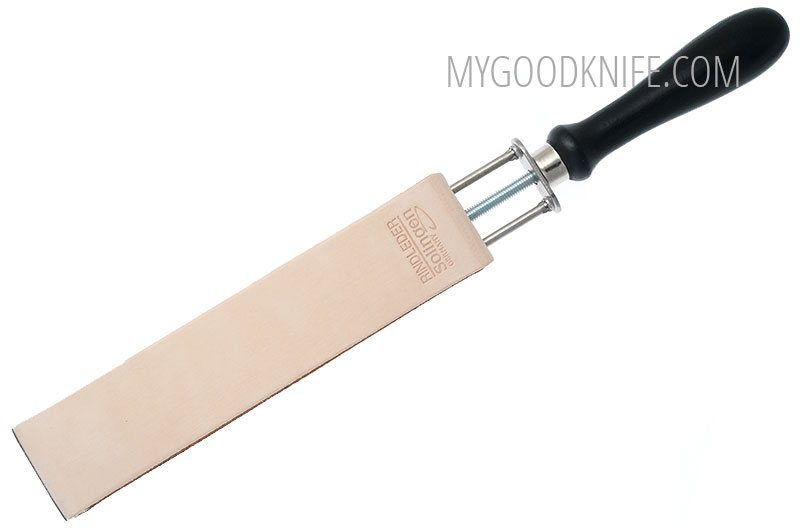 Photo #1 Herold Razor Strop with Clamping Fixture