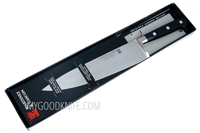 Фотография #2 Martinez&Gascon French Forged Поварской  нож, 22,5 см