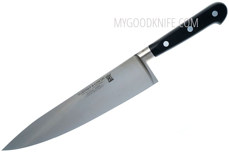 Photo #1 Chef's knife  Martinez&Gascon French Forged  22,5 sm (0603)