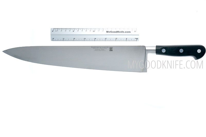 Photo #1 Chef's knife  Martinez&Gascon French Forged  35 sm (0606)