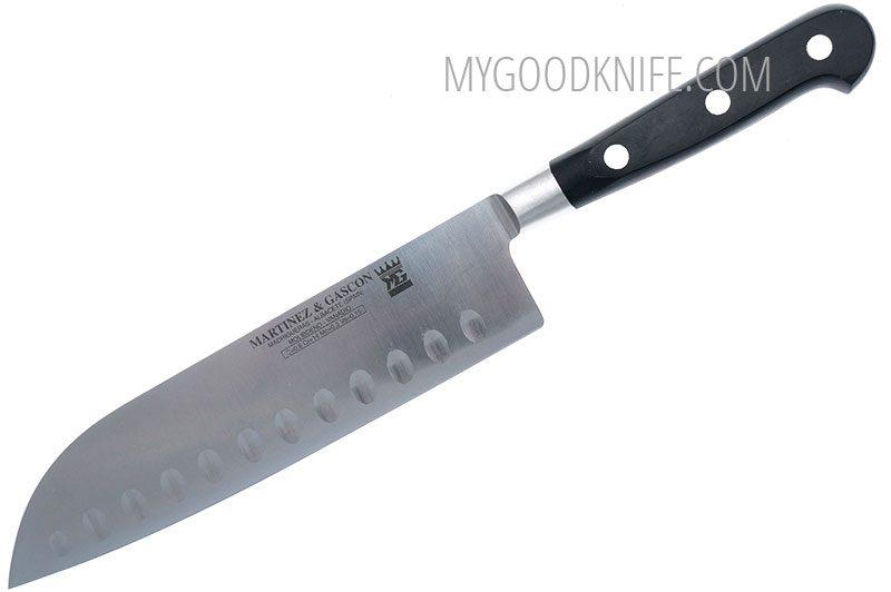 Valokuva #1 Knife Martinez&Gascon  French Forged Santoku (0618)