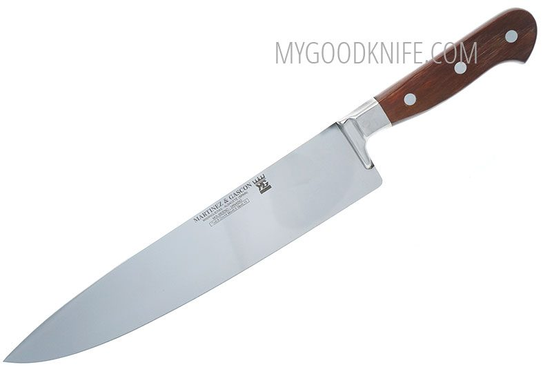 Photo #2 Chef's knife  Martinez&Gascon Madera 25,5 sm (1856)