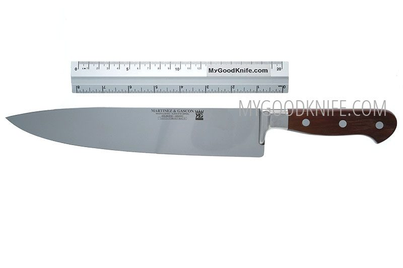 Photo #3 Chef's knife  Martinez&Gascon Madera 25,5 sm (1856)