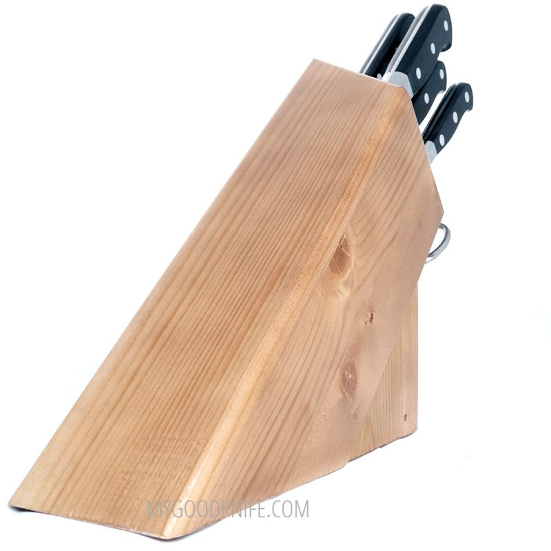 Photo #10 Martinez&Gascon Knife Block Virola (0912)
