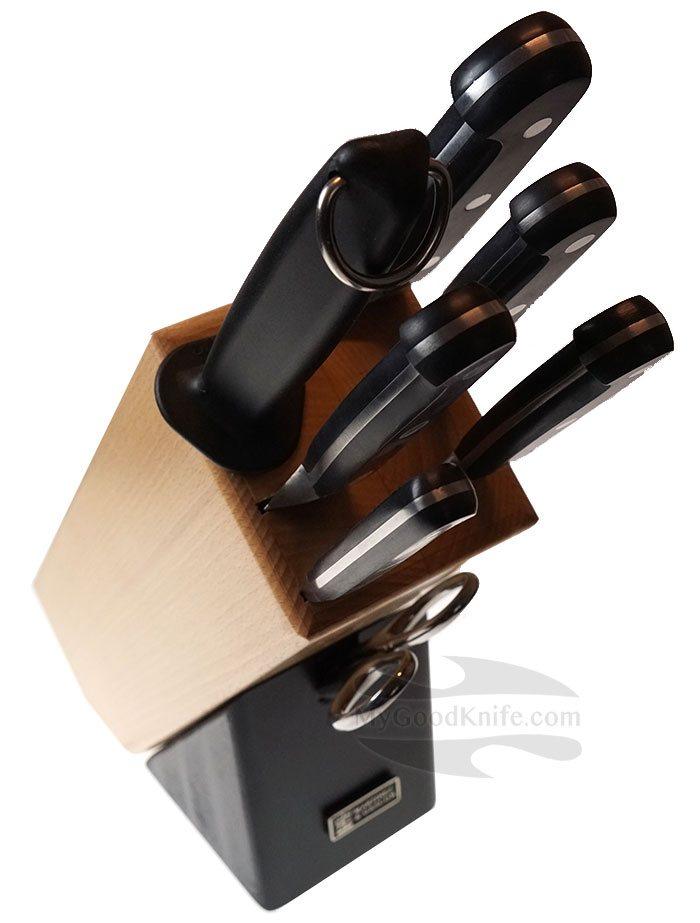 Фотография #1 Martines&Gascon Professional Набор ножей (0988)