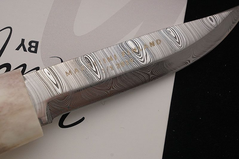 Photo #3 Finnish knife Marttiini Unique  559012W 10cm