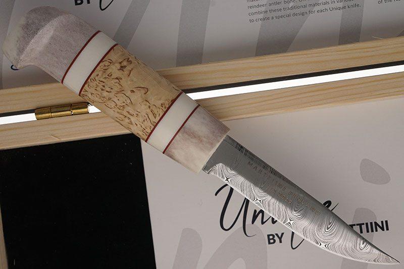 Photo #4 Finnish knife Marttiini Unique  559012W 10cm