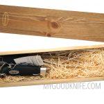 Photo #1 Fisherman's set in a wooden gift box Marttiini (1482018)