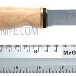 Фотография #5 Marttiini Нож в  подарочной коробке (Медведь) (549011W)
