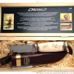 Valokuva #5 Marttiini Damascus knife (557010W)