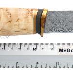 Valokuva #6 Marttiini Damascus knife (557010W)