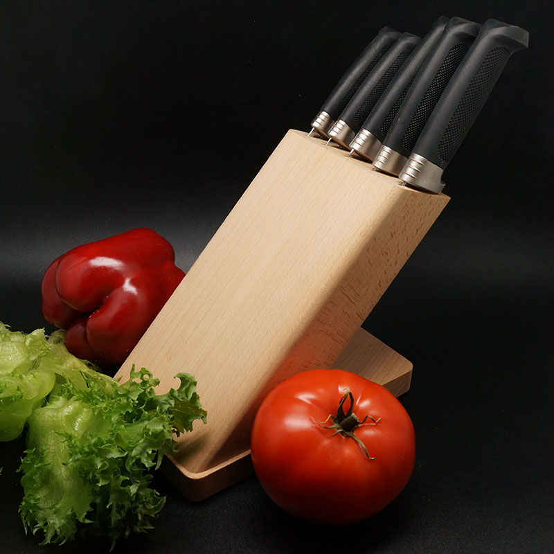 Photo #3 Marttiini Knife block with 5 knives  (1475010)