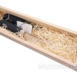 Photo #2 Roast set in a wooden gift box Marttiini (1482011)