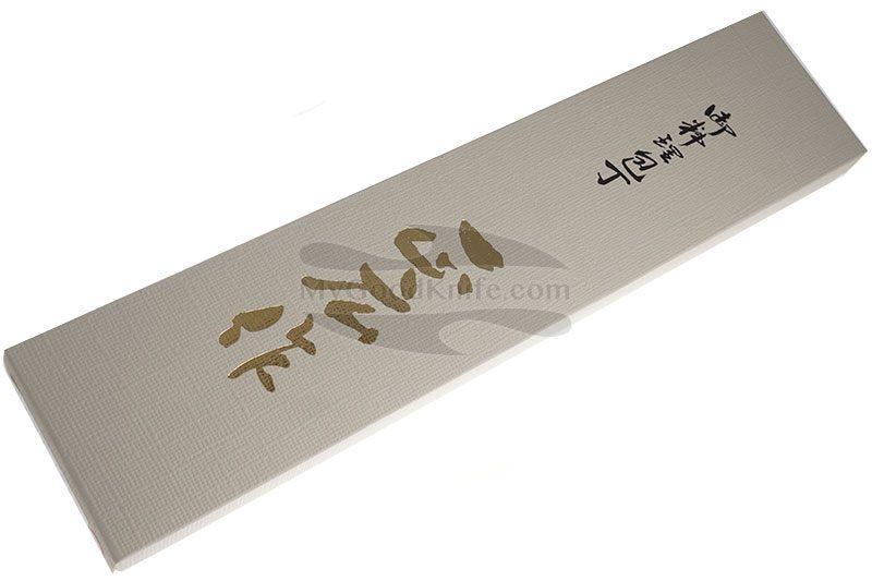 Фотография #5 Японский кухонный нож Деба Masahiro для суши ( для левшей ) 10656 16.5см