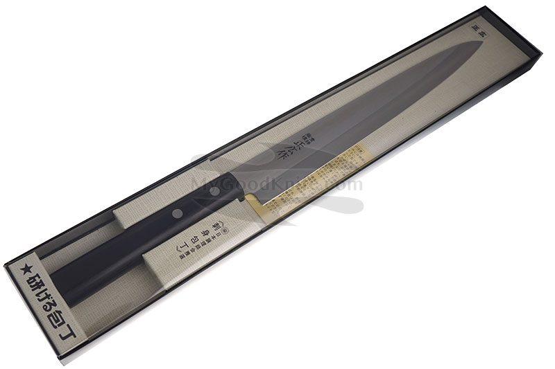 Valokuva #3 Japanilainen sushi veitsi Yanagiba Masahiro 10614 27cm