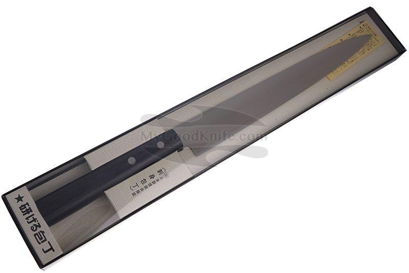 Photo #4 Yanagiba Japanese kitchen knife Masahiro sushi and sashimi for left-hander 10664 27cm