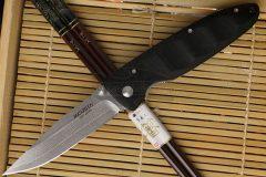 Kääntöveitsi Mcusta Basic Damascus MC-0012D