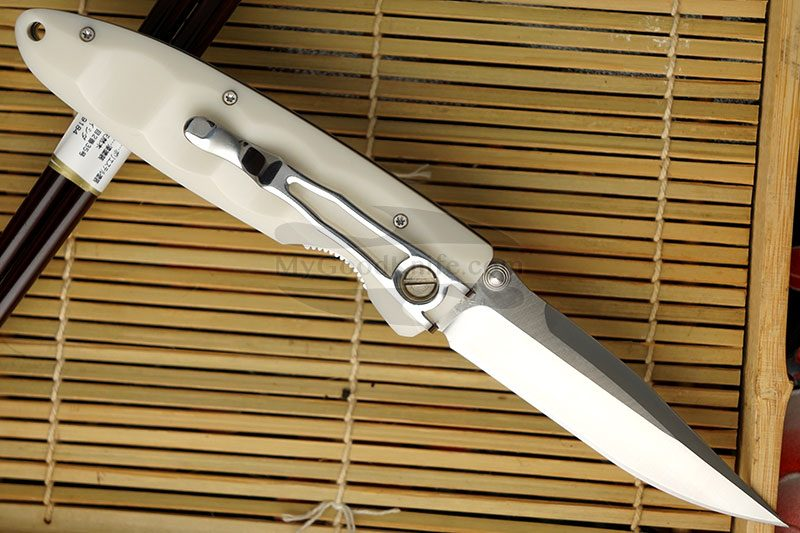 Photo #2 Folding knife Mcusta Corian  MC-0015 8cm