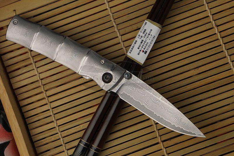 Фотография #2 Складной нож Mcusta Take  MC-0033D 7см