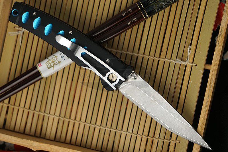 Photo #2 Folding knife Mcusta Katana  MC-0041C 8.5cm